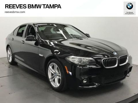 Certified Pre-Owned 2014 BMW 5 Series 4dr Sdn 528i RWD RWD 4dr Car