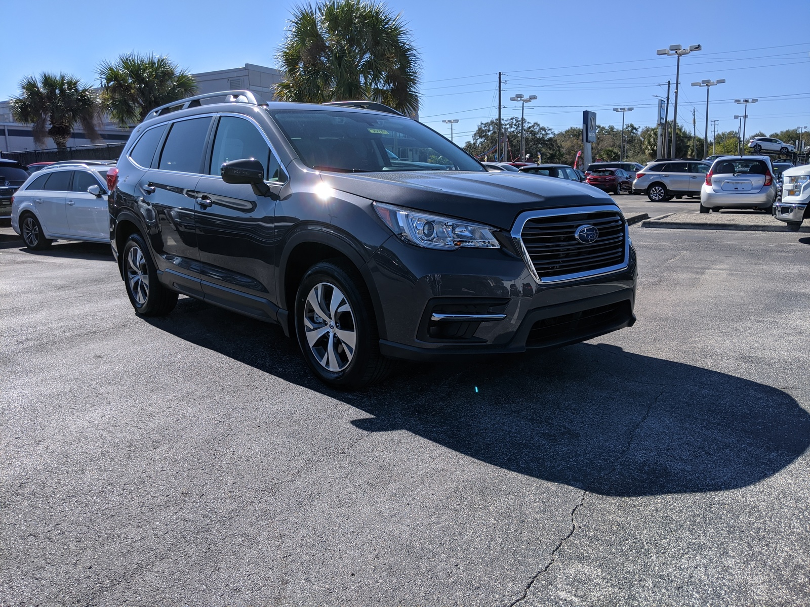 Pre-Owned 2020 Subaru Ascent Premium 7-Passenger