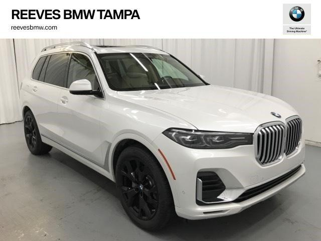 New 2019 BMW X7 xDrive40i xDrive40i