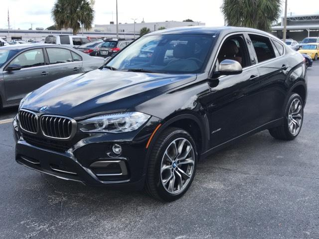 Certified Pre Owned 2018 BMW X6 XDrive35i Sports Activity Coupe