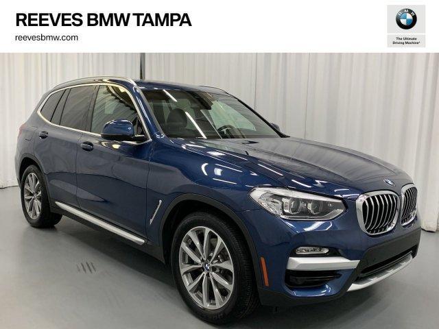 Certified Pre-Owned 2019 BMW X3 sDrive30i sDrive30i