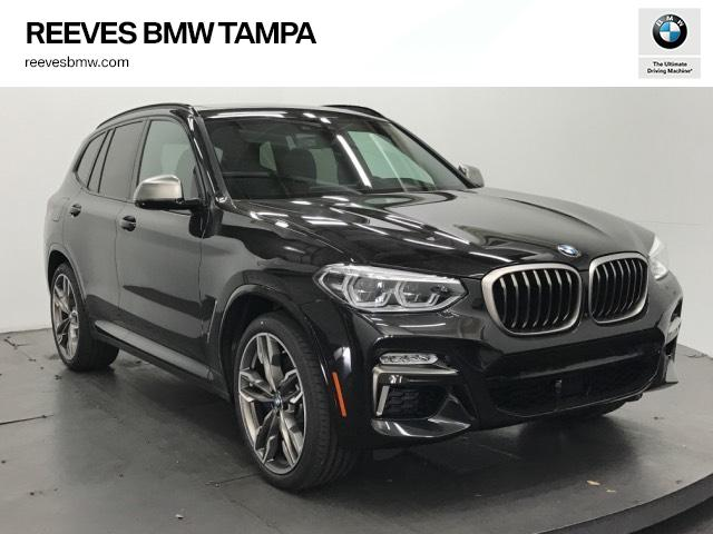 new 2018 bmw x3 m40i sports activity vehicle sport utility. Black Bedroom Furniture Sets. Home Design Ideas
