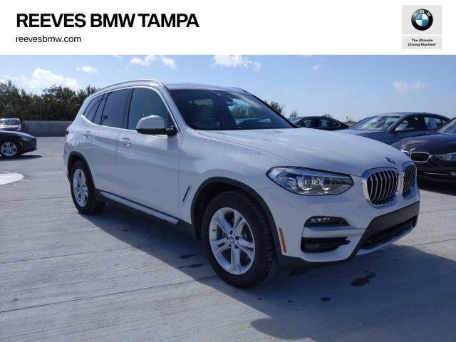 Certified Pre-Owned 2020 BMW X3 sDrive30i Sports Activity Vehicle