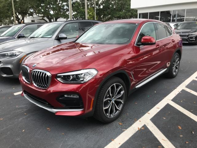Certified Pre-Owned 2019 BMW X4 xDrive30i xDrive30i