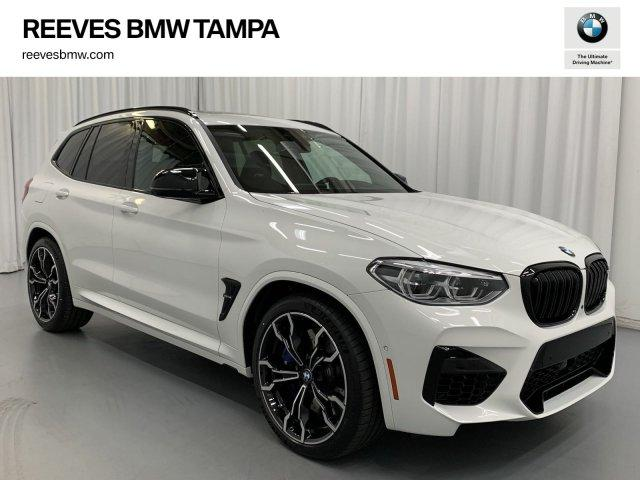 New 2020 BMW X3 M Competition Sports Activity Vehicle Competition