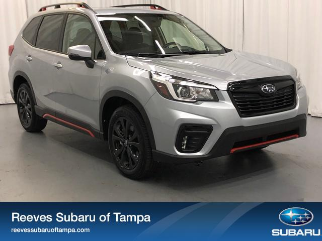 Pre-Owned 2019 Subaru Forester 2.5i Sport