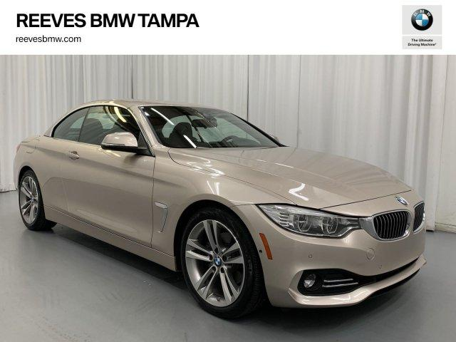 Certified Pre-Owned 2017 BMW 430i 430i