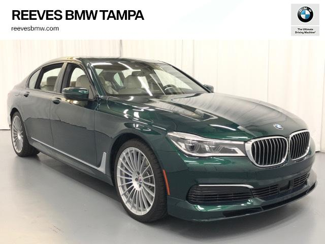 New BMW Series ALPINA B XDrive Sedan Dr Car In Tampa - Bmw alpina 7 series