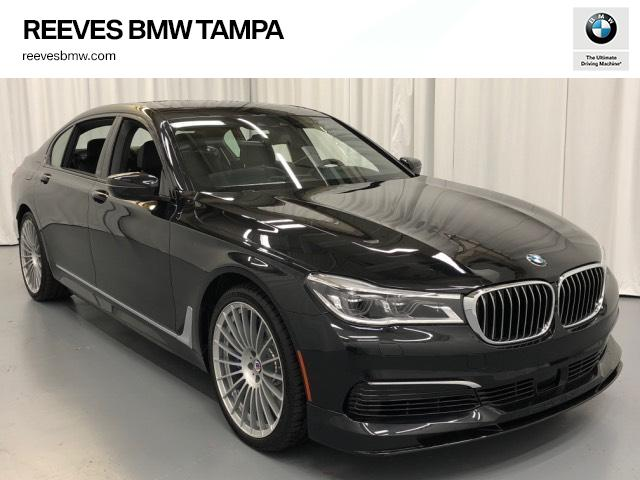 New BMW Series ALPINA B XDrive Sedan Dr Car In Tampa - Bmw 750i alpina