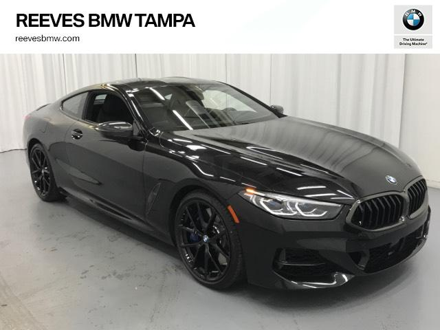 New 2019 BMW 8 Series M850i xDrive Coupe