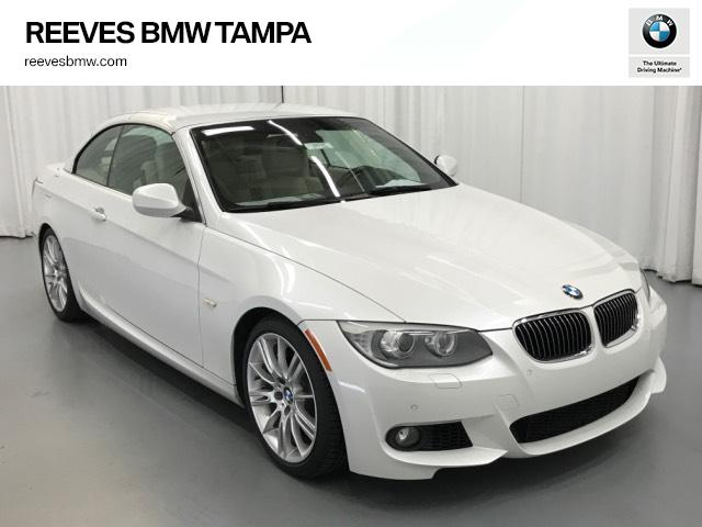 Pre-Owned 2013 BMW 3 Series 2dr Conv 335i