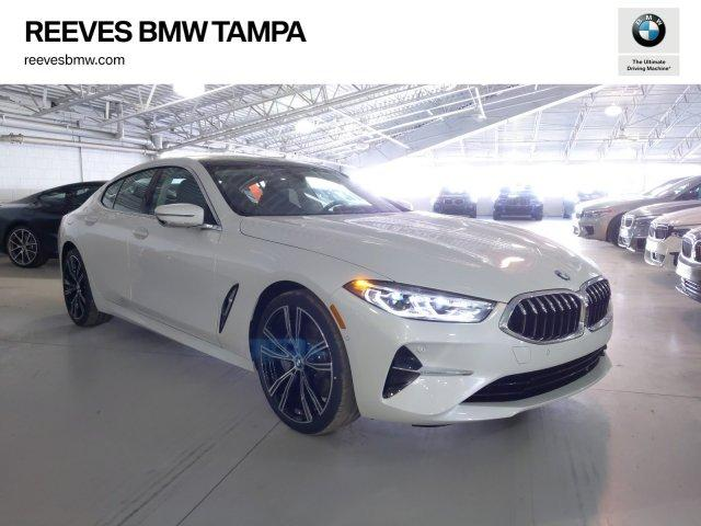 New 2020 BMW 8 Series 840i Gran Coupe