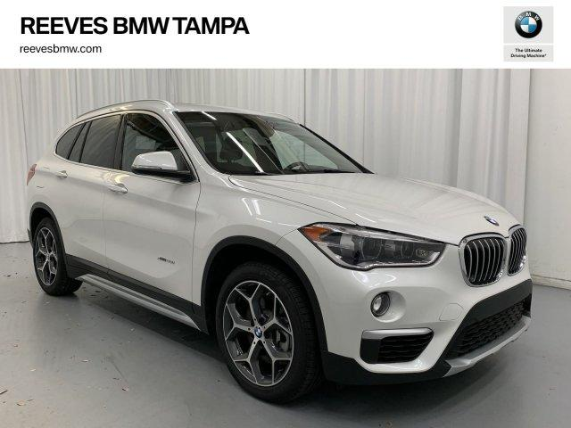 Certified Pre-Owned 2018 BMW X1 xDrive28i xDrive28i