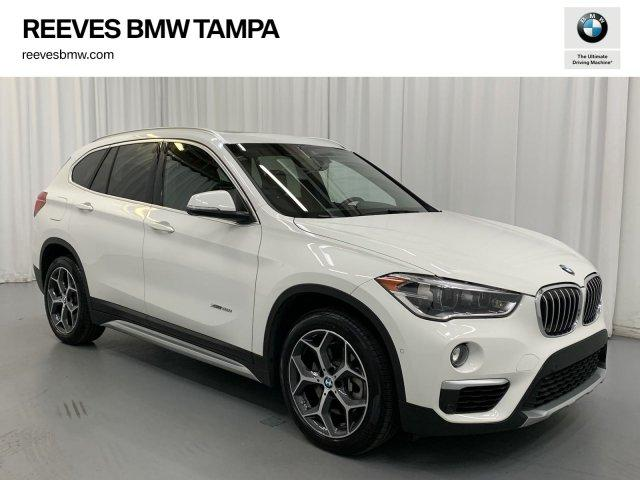 Certified Pre-Owned 2016 BMW X1 xDrive28i xDrive28i
