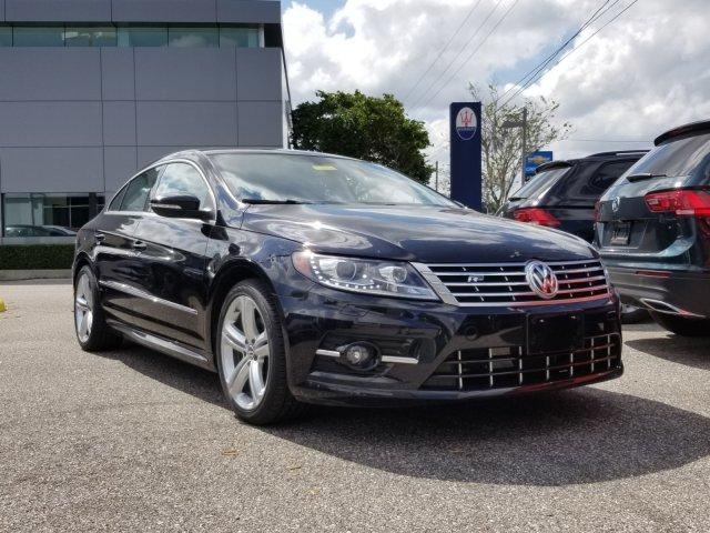 Pre-Owned 2016 Volkswagen CC R-Line