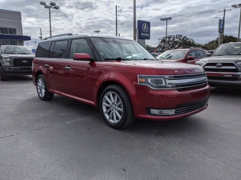 Pre-Owned 2016 Ford Flex 4dr Limited FWD