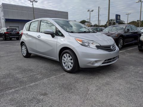 Pre-Owned 2016 Nissan Versa Note 5dr HB CVT 1.6 SV