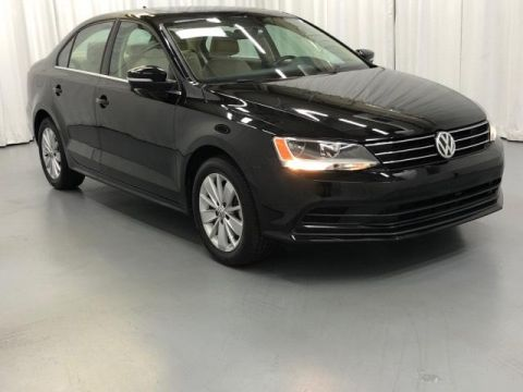 Pre-Owned 2016 Volkswagen Jetta 1.4T SE w/Connectivity