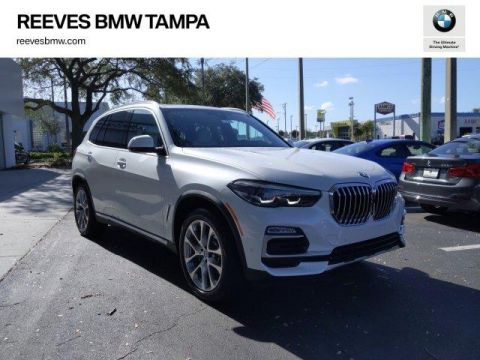 Certified Pre-Owned 2020 BMW X5 sDrive40i Sports Activity Vehicle