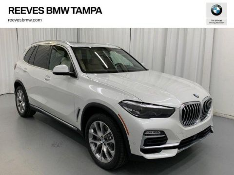 New 2020 BMW X5 sDrive40i sDrive40i