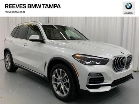 Certified Pre-Owned 2019 BMW X5 xDrive40i xDrive40i