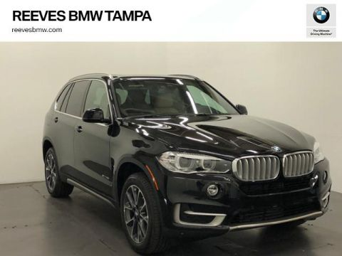 New 2018 BMW X5 sDrive35i Sports Activity Vehicle With Navigation