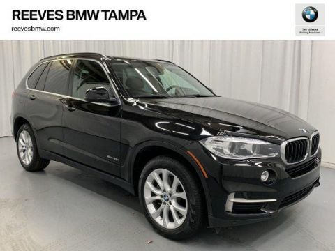 Certified Pre-Owned 2016 BMW X5 sDrive35i sDrive35i