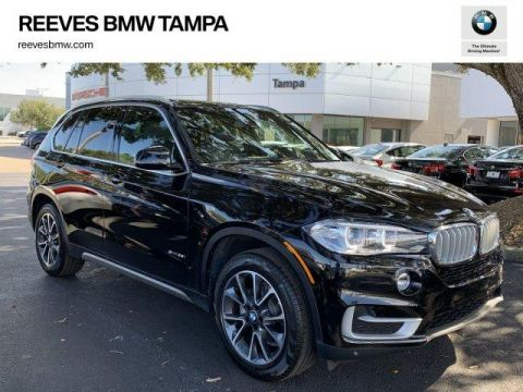 Certified Pre-Owned 2017 BMW X5 sDrive35i sDrive35i