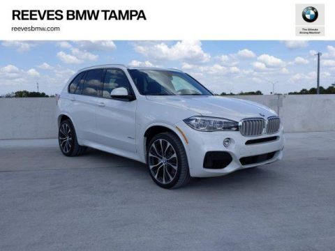 Certified Pre-Owned 2018 BMW X5 xDrive50i Sports Activity Vehicle