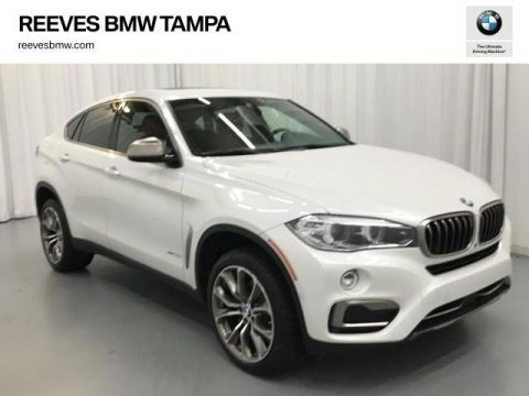 Certified Pre-Owned 2019 BMW X6 xDrive 35i xDrive35i