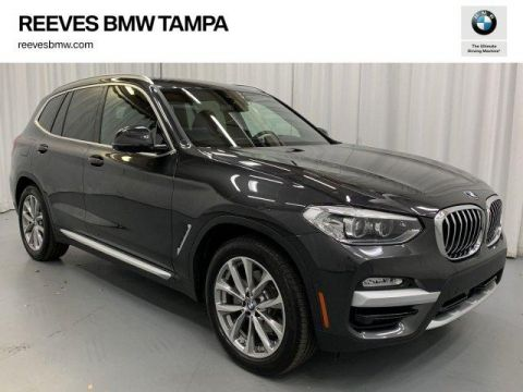 Certified Pre-Owned 2019 BMW X3 xDrive30i xDrive30i