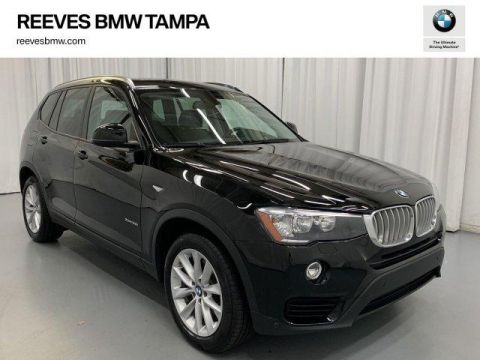 Certified Pre-Owned 2016 BMW X3 xDrive28i xDrive28i