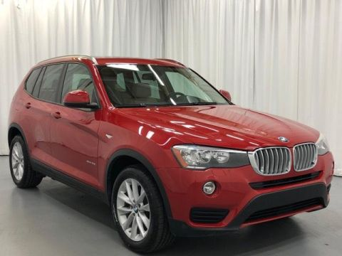 Certified Pre-Owned 2016 BMW X3 sDrive28i sDrive28i