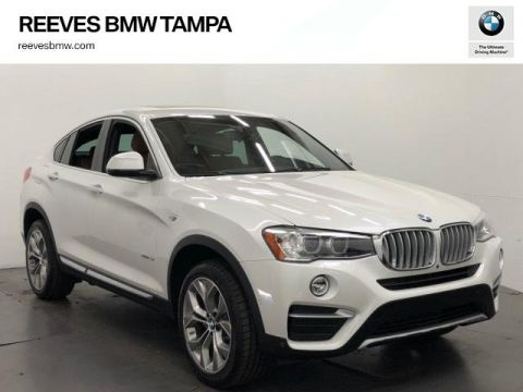 New 2018 BMW X4 xDrive28i Sports Activity Coupe AWD