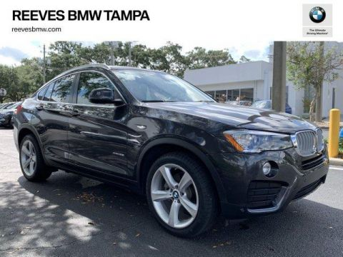 Certified Pre-Owned 2016 BMW X4 xDrive28i xDrive28i