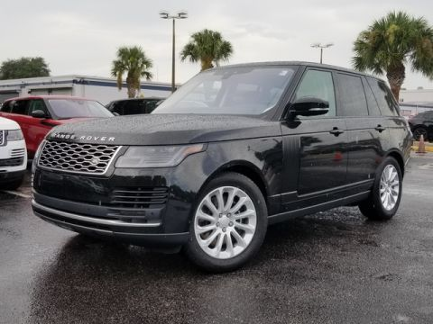 Pre-Owned 2019 Land Rover Range Rover HSE