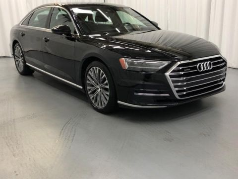 Pre-Owned 2019 Audi A8