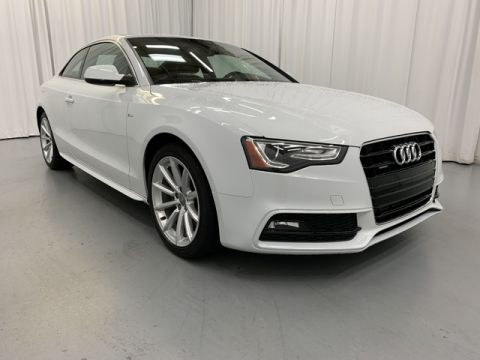 Pre-Owned 2016 Audi A5 Coupe Premium Plus