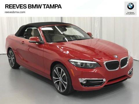 New 2019 BMW 2 Series 230i Convertible RWD Convertible