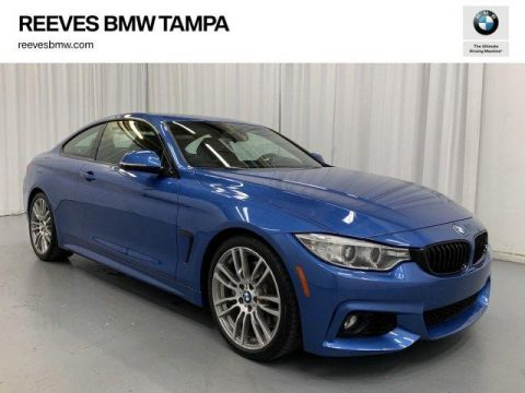 Certified Pre-Owned 2016 BMW 428i 428i