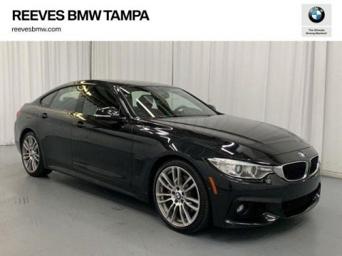 Certified Pre-Owned 2016 BMW 428i Gran Coupe 428i