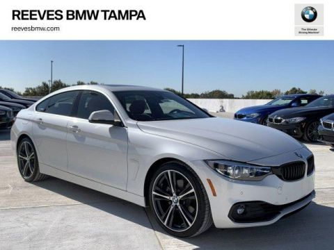Certified Pre-Owned 2020 BMW 430i 430i