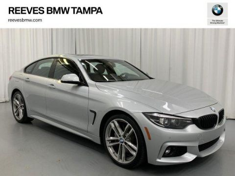 Certified Pre-Owned 2019 BMW 430i 430i