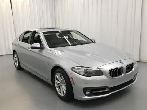 Certified Pre-Owned 2015 BMW 528i 528i