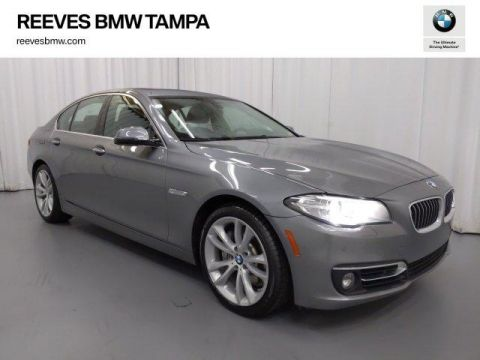 Certified Pre-Owned 2016 BMW 535i 535i