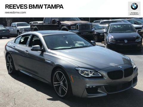 New 2019 BMW 6 Series 650i xDrive Gran Coupe