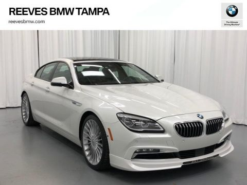 Certified Pre-Owned 2016 BMW 6 Series 4dr Sdn ALPINA B6 xDrive AWD Gran C