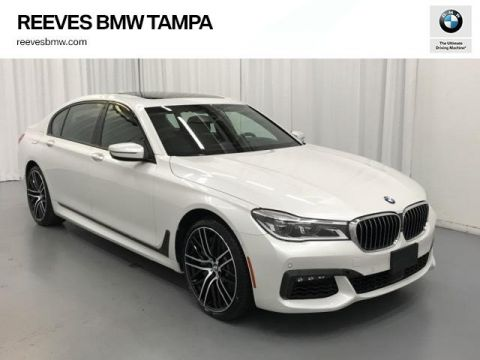 Certified Pre-Owned 2018 BMW 7 Series 750i xDrive Sedan