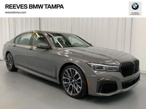 Certified Pre-Owned 2020 BMW 740i 740i
