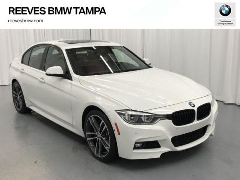 New 2018 BMW 3 Series 340i Sedan With Navigation
